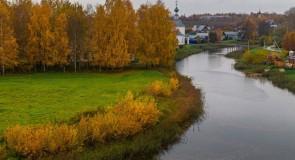 Золотая осень в Суздале 2019