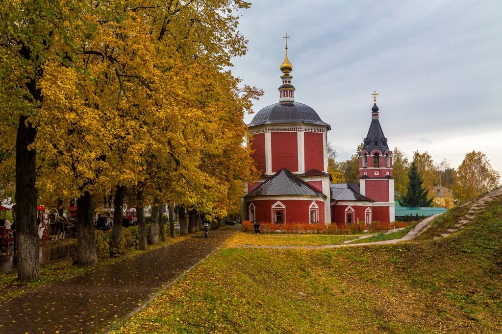 Золотая осень в Суздале 04