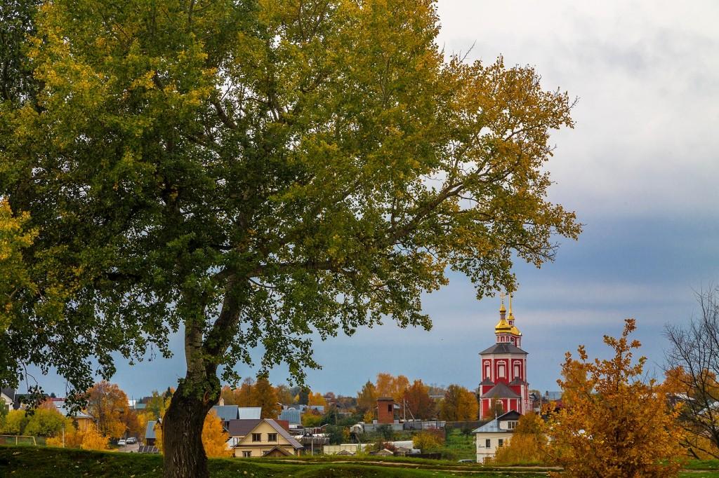 Золотая осень в Суздале 06
