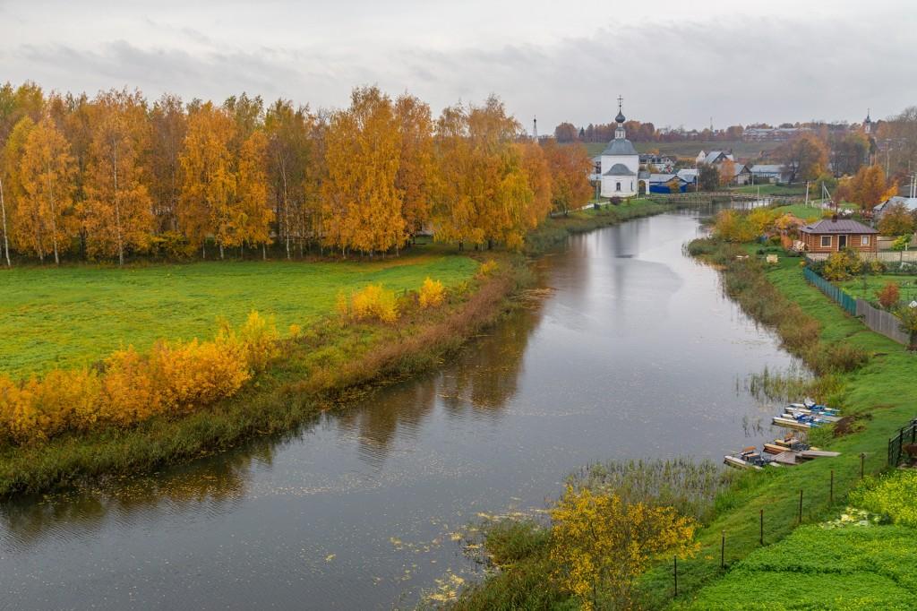 Золотая осень в Суздале 09