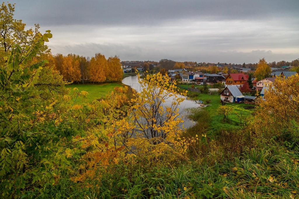 Золотая осень в Суздале 10