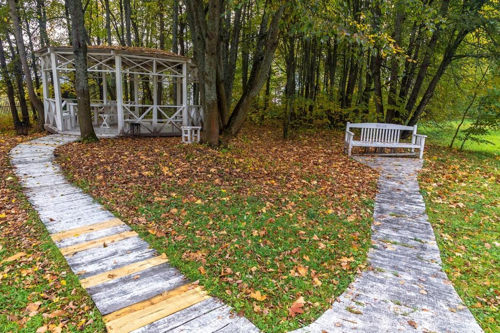 Золотая осень, или в гостях у Танеевых 07