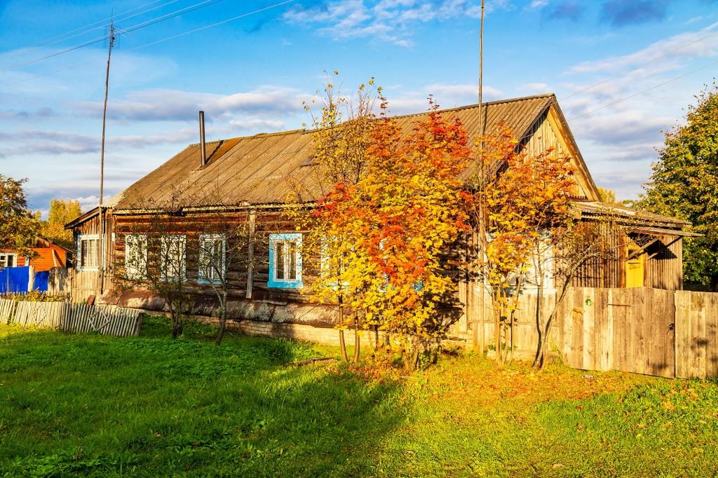 Село Маринино, Ковровский район 04