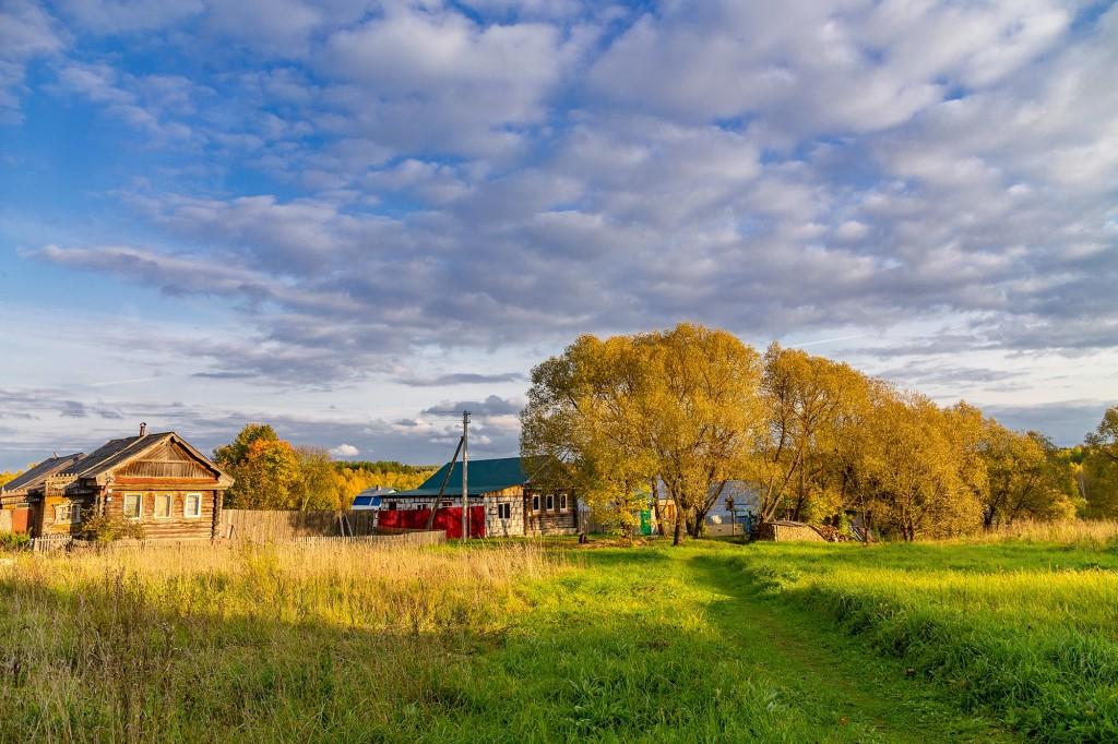 Село Маринино, Ковровский район 05