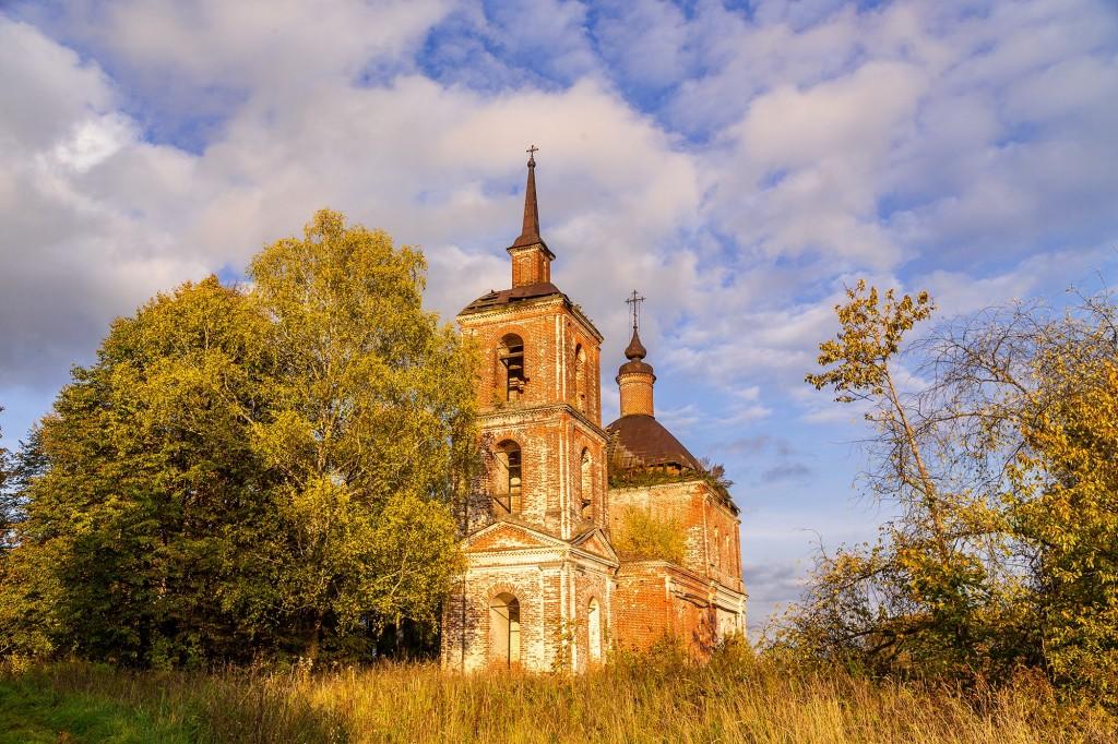 Село Маринино, Ковровский район 06