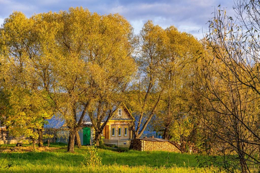 Село Маринино, Ковровский район 08