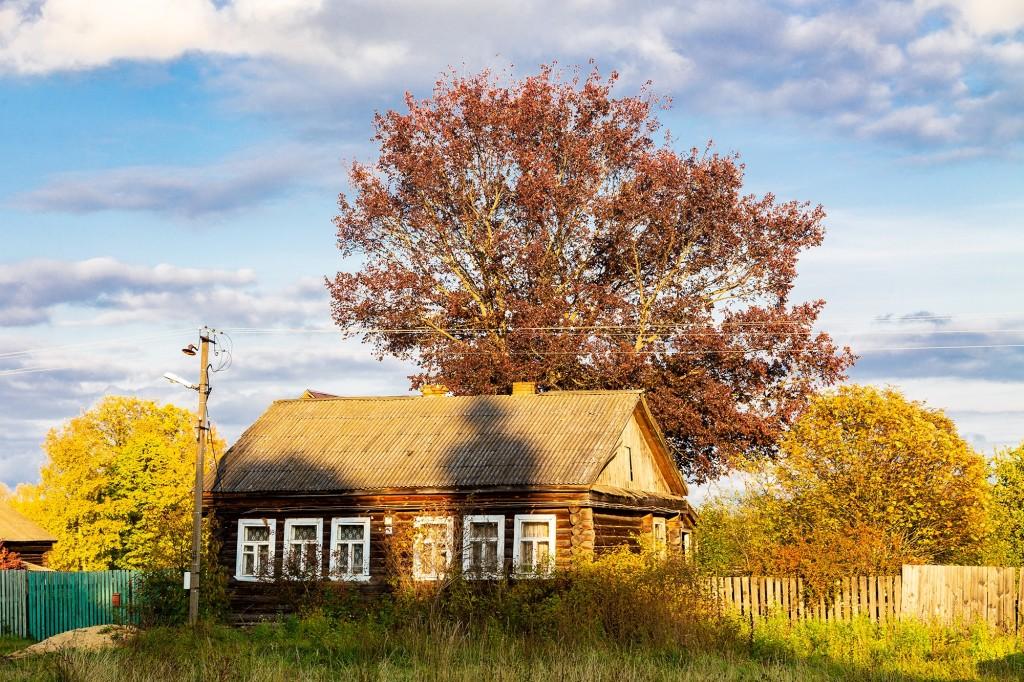 Село Маринино, Ковровский район 09
