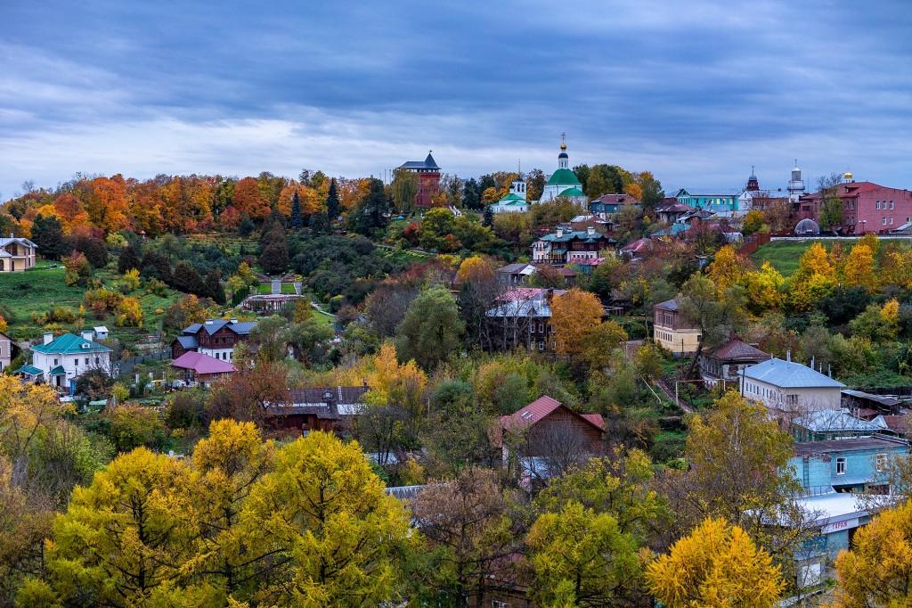 Яркий сентябрь во Владимире 2019 04