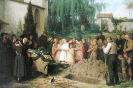 История похоронного дела в России и современное похоронное бюро на примере Buroru