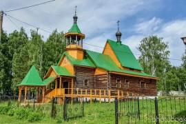 Муромское Богородицкое подворье Свято-Троицкого монастыря
