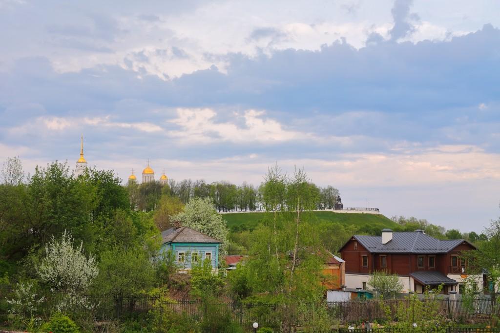 Снова о Патриаршем... лето, город Владимир 09