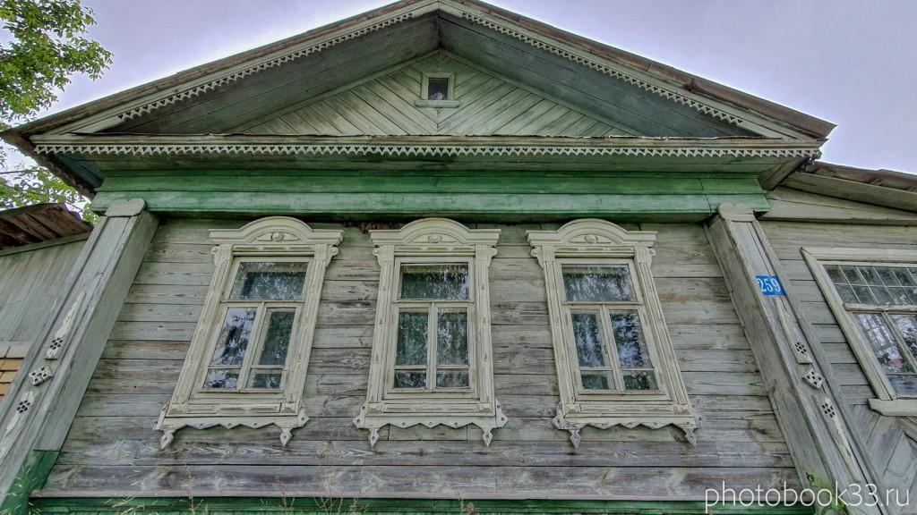 04 Деревянные дома в деревне Тургенево