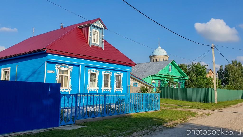 23 Церковь Спаса Нерукотворного в селе Ляхи