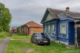 Деревня Тургенево Меленковского района