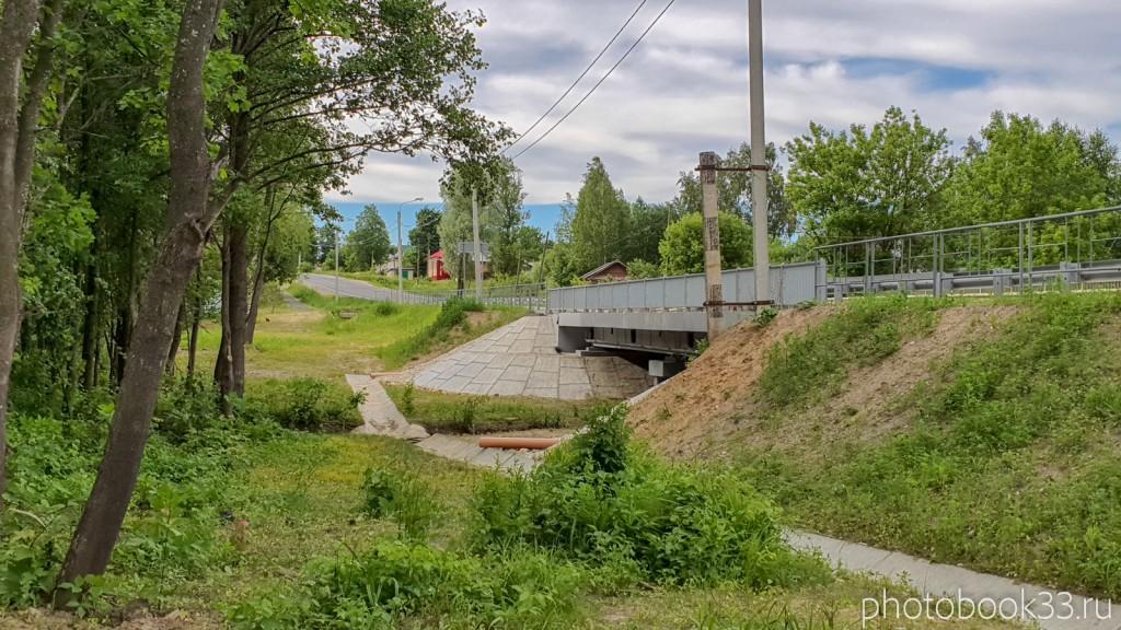 34 Река Райна в деревне Тургенево