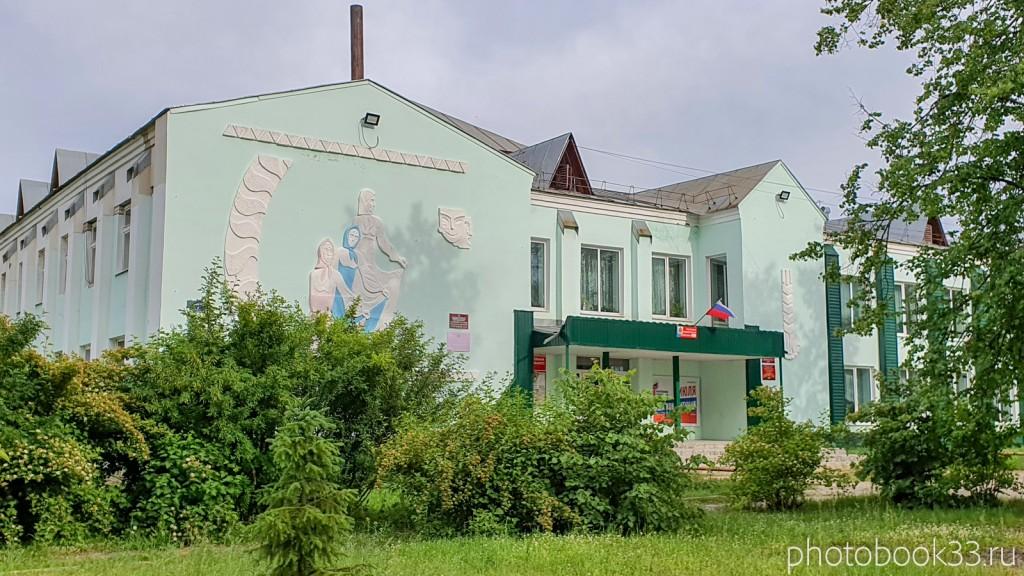 53 Дом Культуры в Тургенево