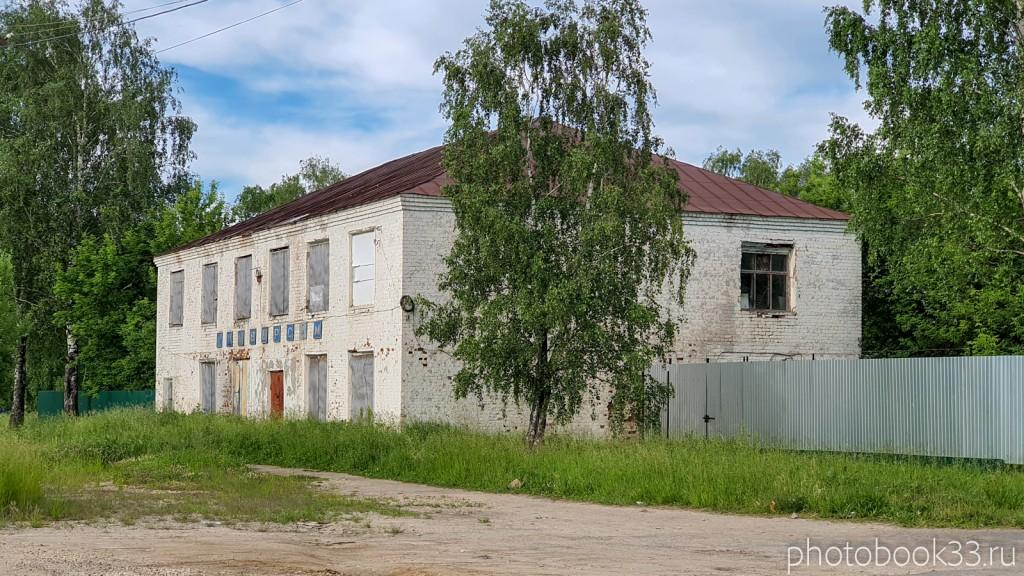 65 Здание старого универмага в Тургенево