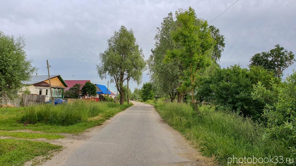 72 улицы в деревне Тургенево