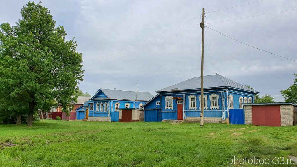 73 Второстепенная улица в деревне Тургенево