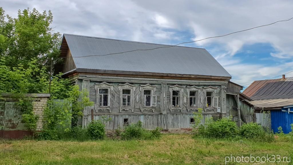 74 Старый дом в д. Тургенево