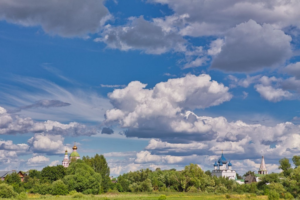 Суздаль, Владимирская область, июль 2020 01