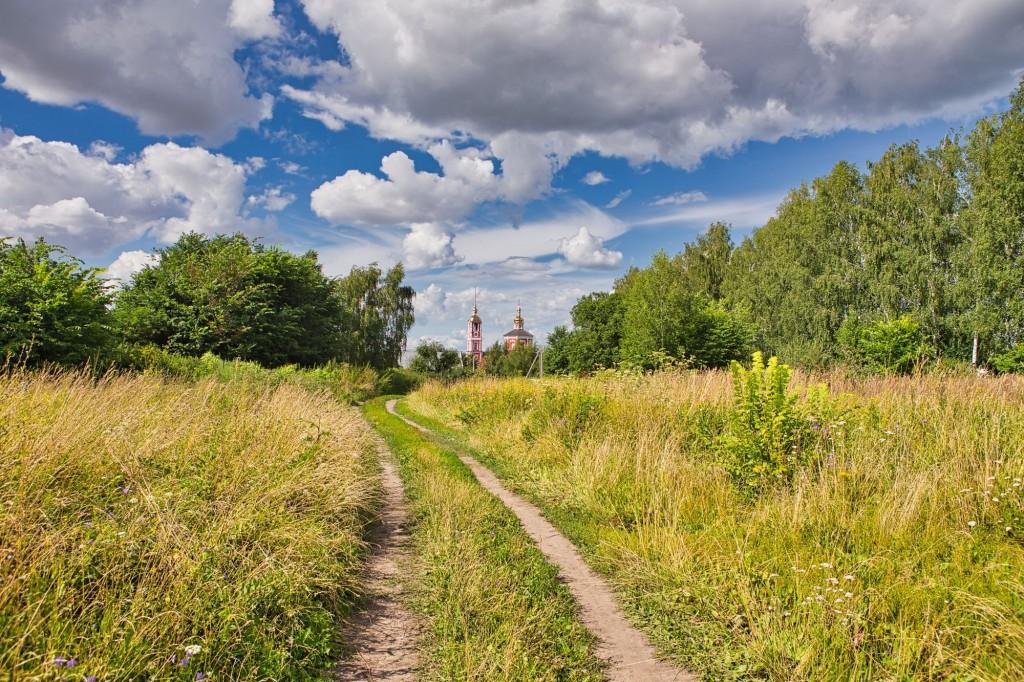 Суздаль, Владимирская область, июль 2020 02