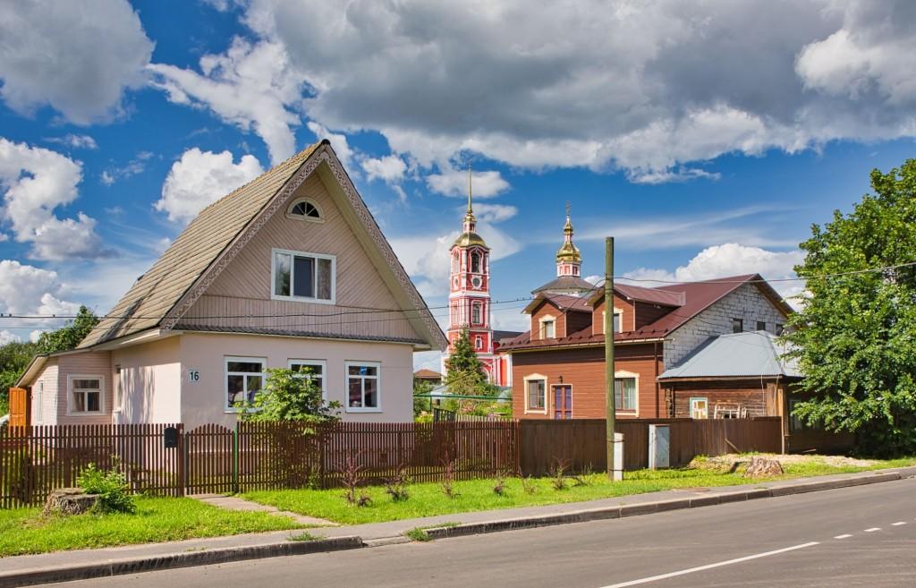 Суздаль, Владимирская область, июль 2020 05