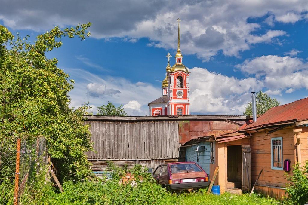 Суздаль, Владимирская область, июль 2020 07