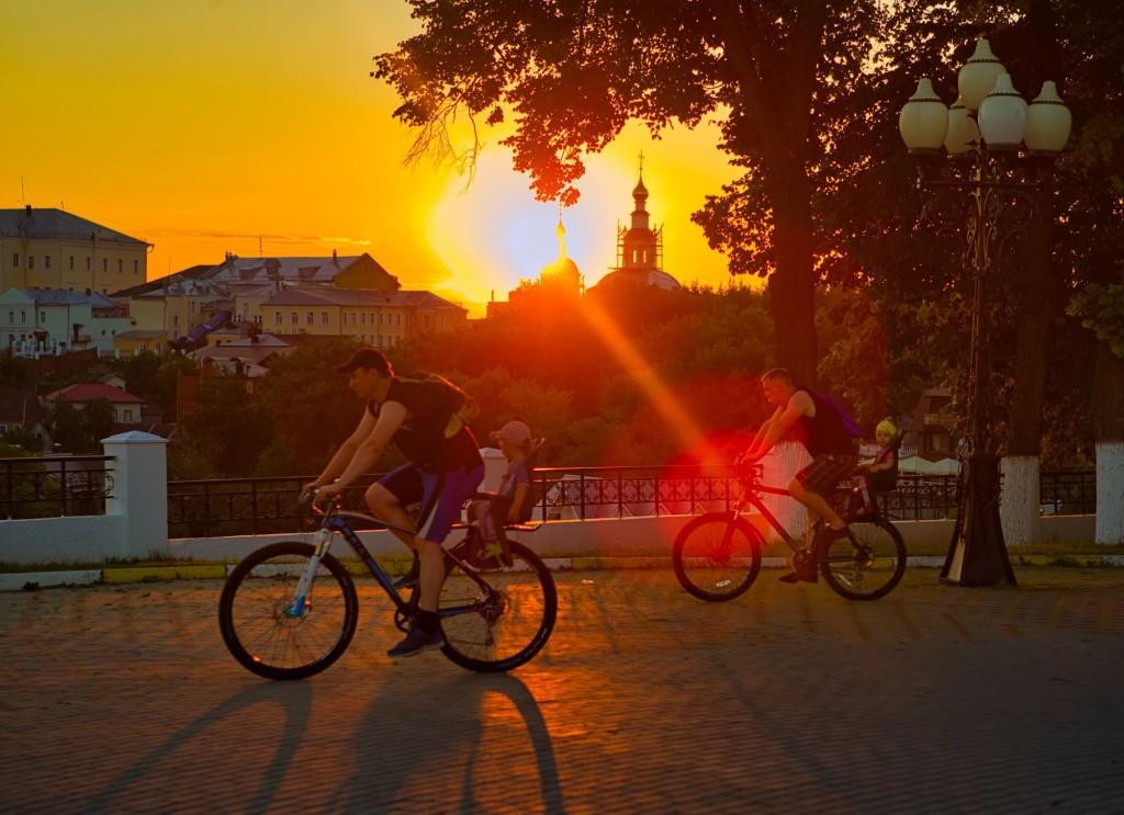 Тихим июльским вечером во Владимире 2020 04