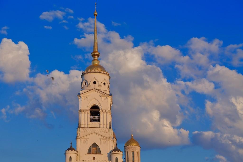 Тихим июльским вечером во Владимире 2020 08
