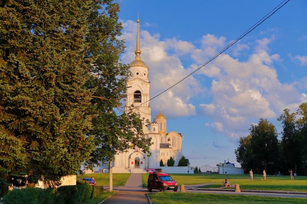 Тихим июльским вечером во Владимире 2020 09