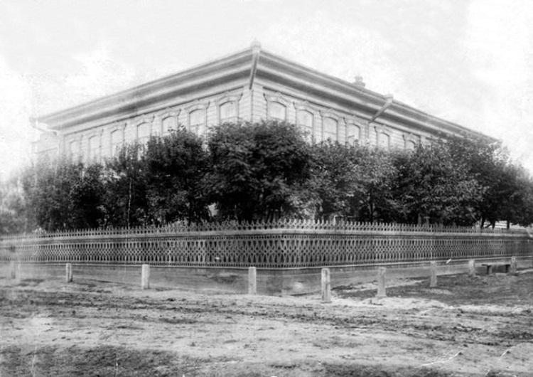 Усадьба Осиповых в д. Усад. 1900 – 1910 гг.
