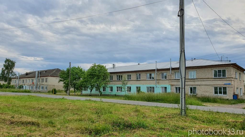 03 Многоквартирные дома в Папулино