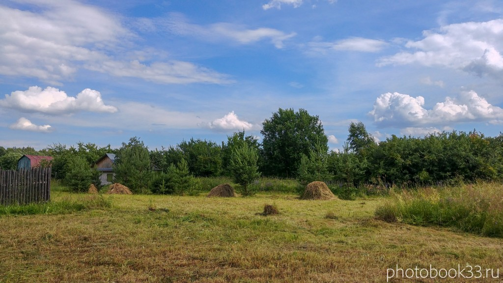 06 Поселок Амосово, Меленковский район