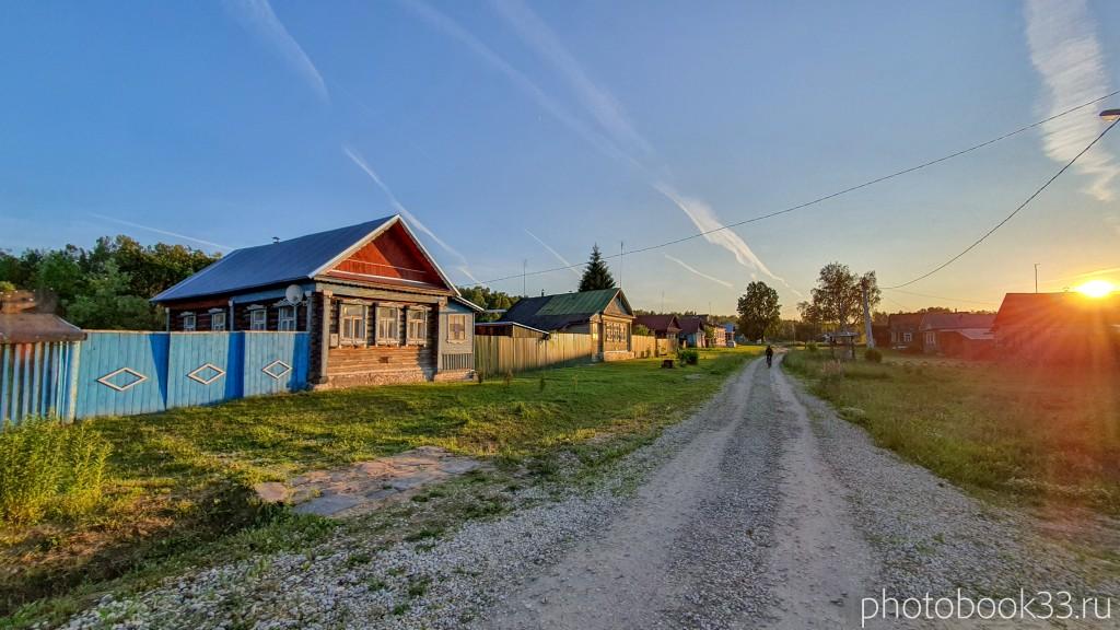 09 Деревня Просеницы Меленковский район Владимирская область