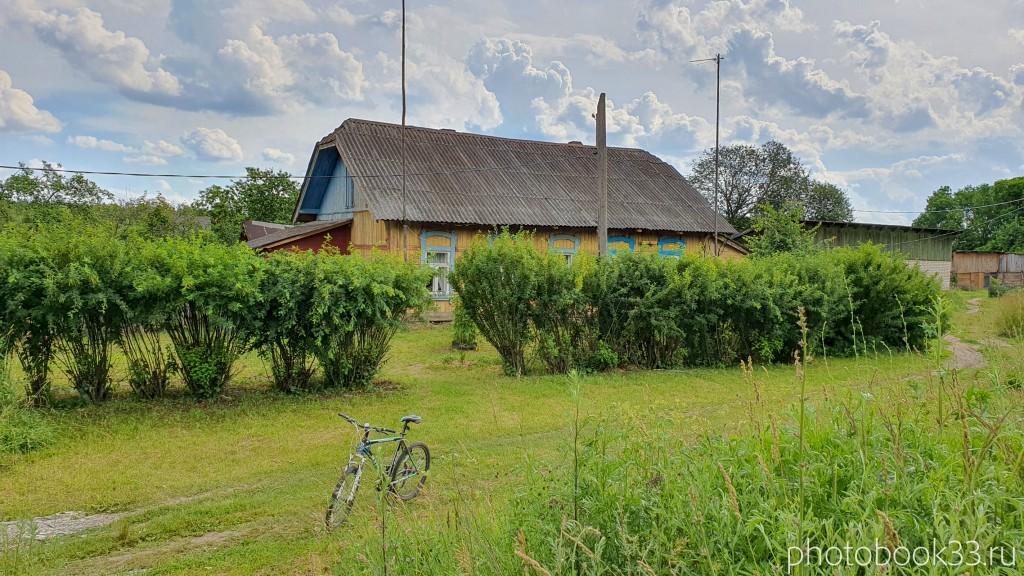 10 Дачный домик в поселке Амосово, Меленковский район
