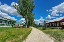 Село Верхозерье, Меленковский район