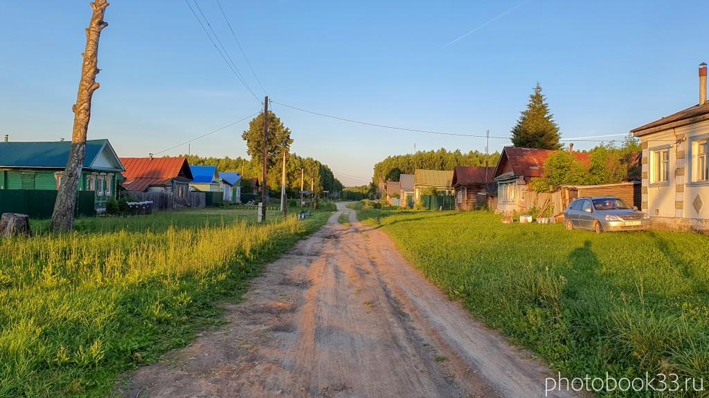 12 Деревня Просеницы Меленковский район Владимирская область
