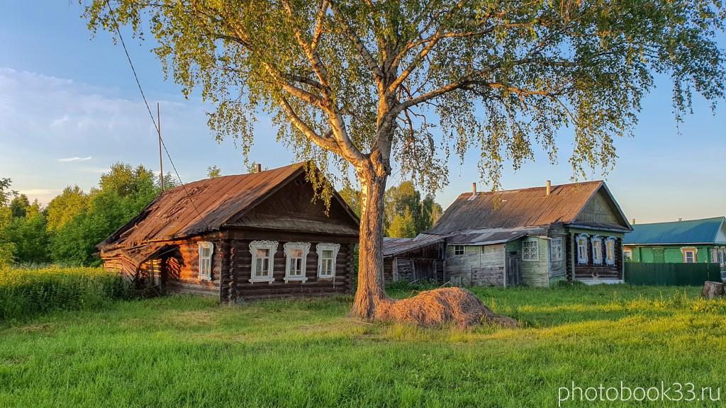 13 Деревня Просеницы Меленковский район Владимирская область