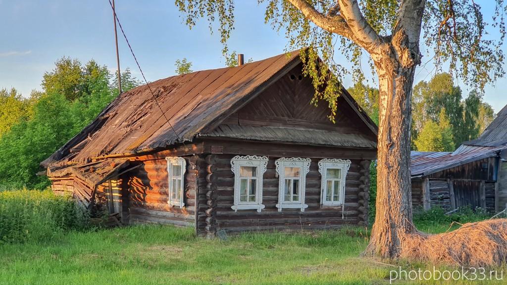 14 Деревня Просеницы Меленковский район Владимирская область