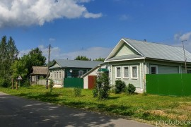 Деревня Высоково, Меленковский район
