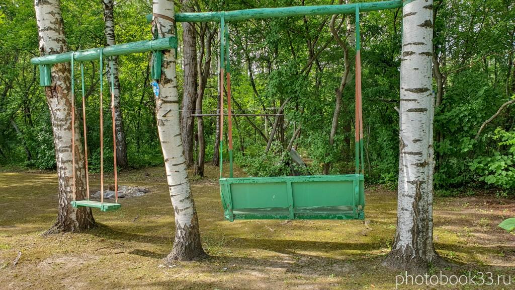 19 Благоустройство в поселке Амосово, Меленковский район