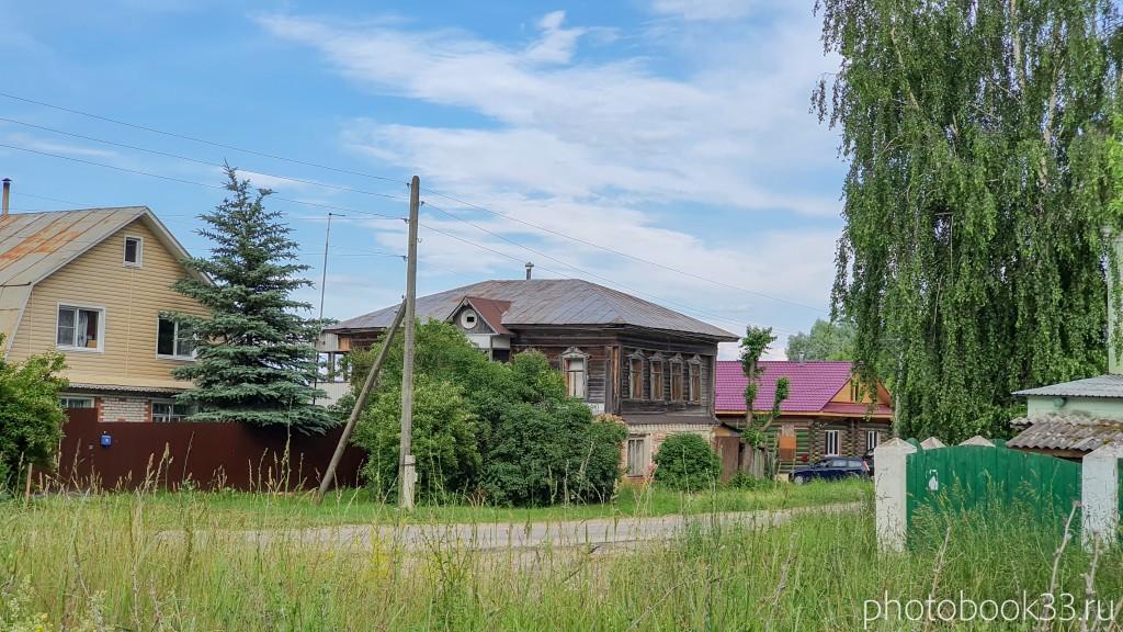 21 Улица в деревне Усад, Меленковский район 2