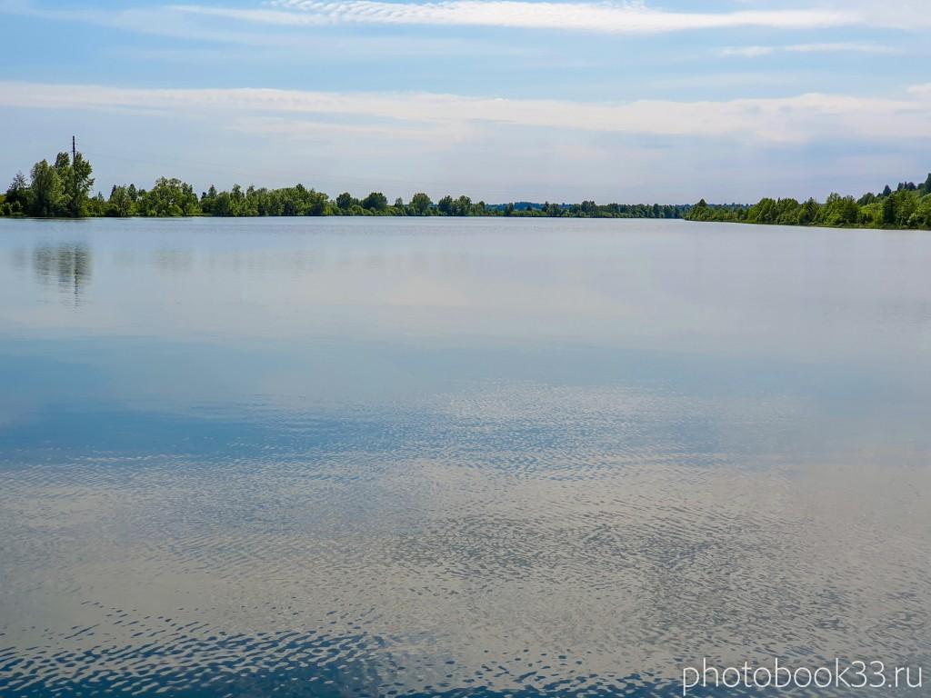 29 Урвановское озеро, Усад, Меленковский район