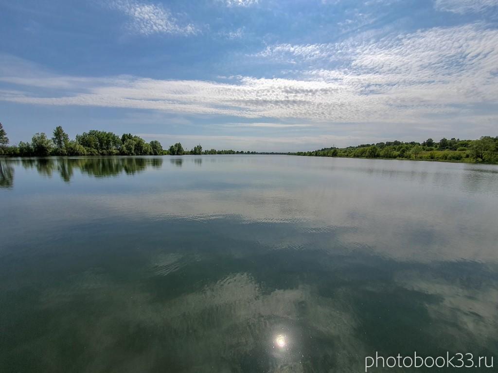 30 Урвановское озеро, Усад, Меленковский район