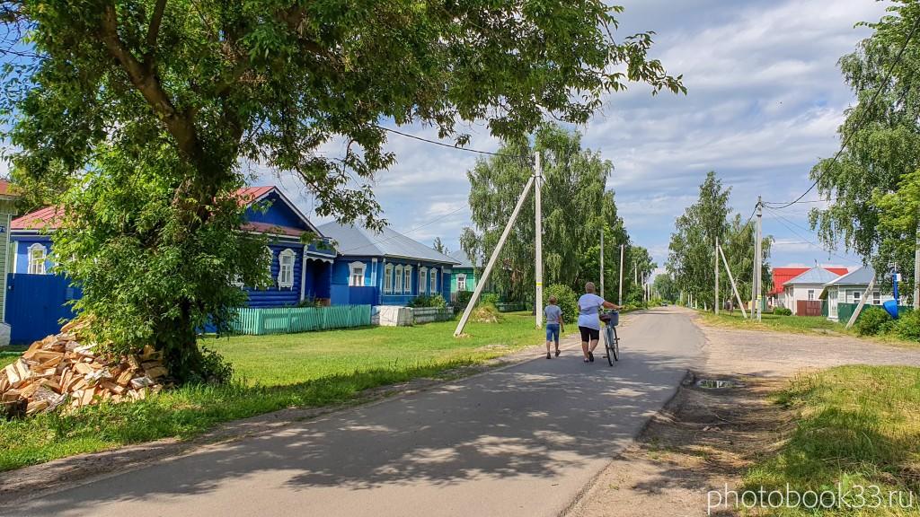 31 Улица в С. Урваново, Меленковский район