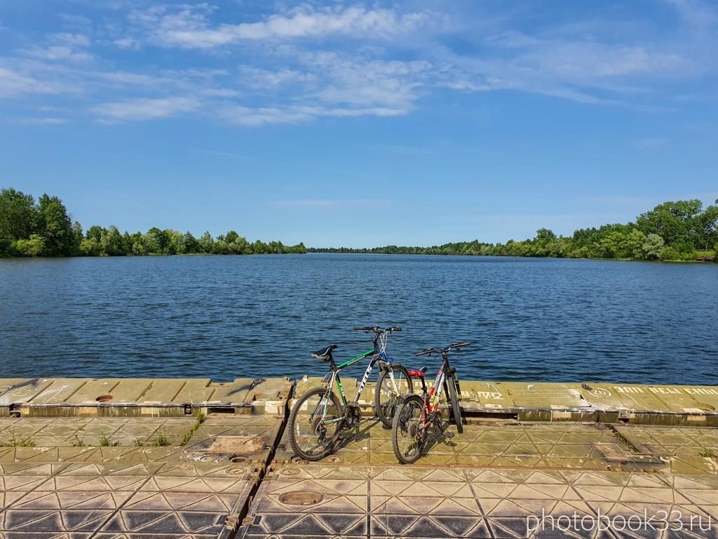 32 Урвановское озеро, Усад, Меленковский район