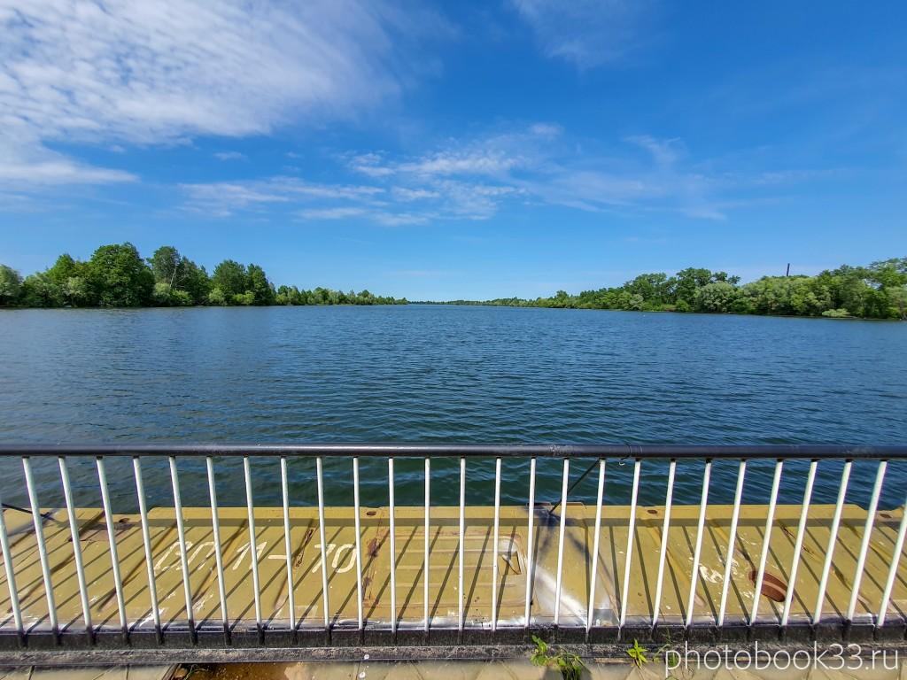 33 Урвановское озеро, Усад, Меленковский район
