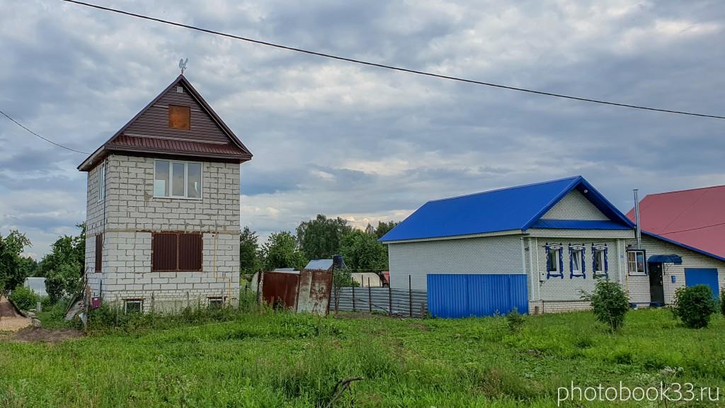 41 Новостройка в деревне Рождествено