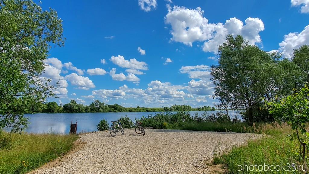47 Озеро Урвановское в деревне Верхозерье